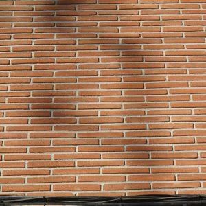 Plaqueta Manual Cuero Arenosa 24x4x1cm