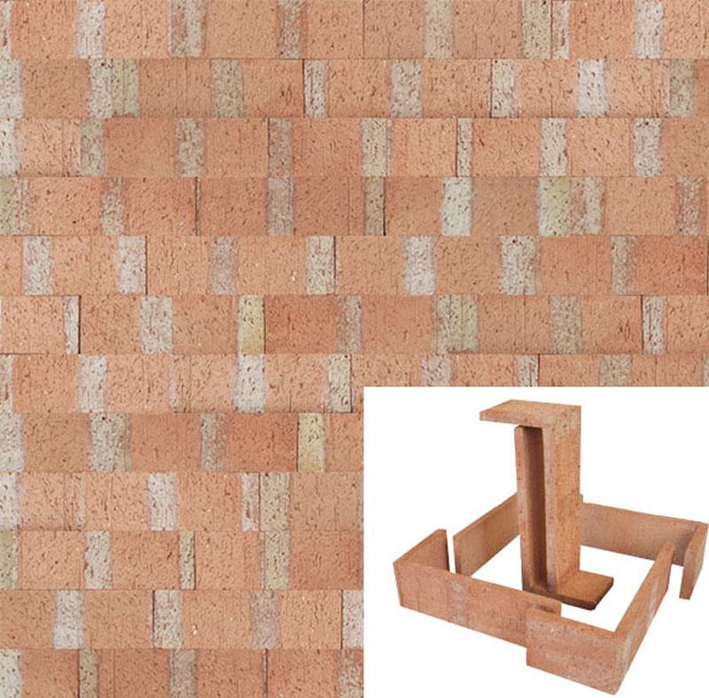Plaqueta Semimanual Cuero Raspada 22×6,5×1,5cm Refrentada 1