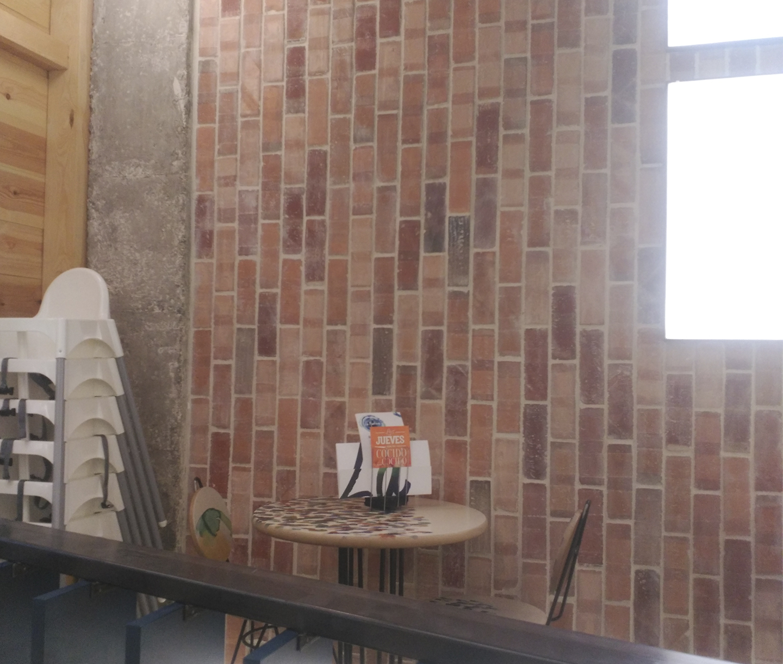 Restaurantes decorados ladrillo