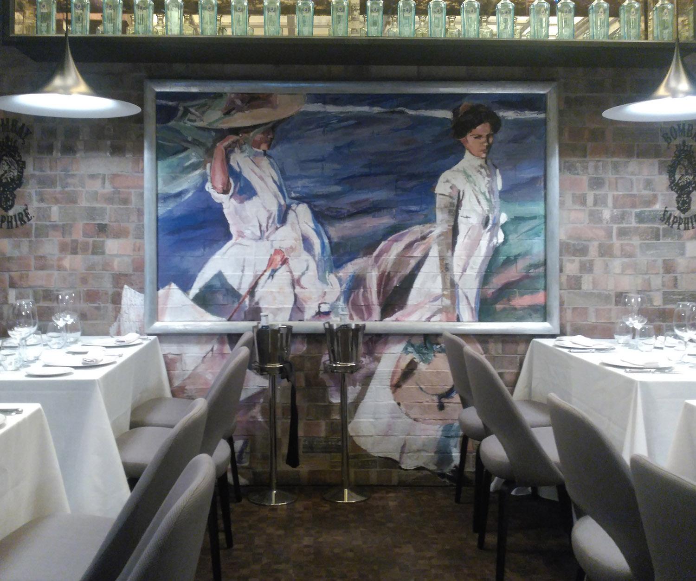 Ladrillo restaurante tatel