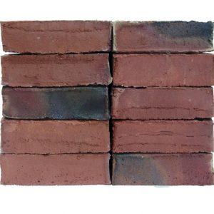 Plaqueta Manual Rojo Ingles 21,5×1,5×6,5cm