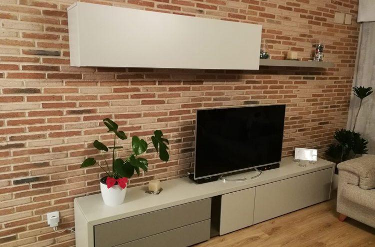 Obra – Sala de estar